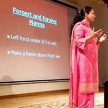 BRAHMA KUMARIS LEICESTER - UK PRESENTATION ON HEALTHY LIVING