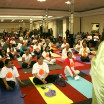 INTERNATIONAL YOGA DAY BOLTON UK