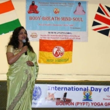 INTERNATIONAL YOGA DAY BOLTON UK2