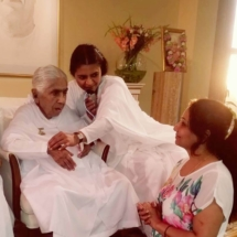 JANKI DADIJI FROM BRAHMA KUMARIS 102 YEARS YOUNG3
