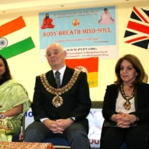 MAYOR OF BOLTON LONDON