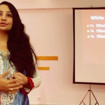 MUMBAI LIFE AND BREATH- TALK ON HEALTHY FOOD