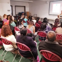 PRESTON- UK - PRESENTATION ON HEALTHY LIVING AND BASICS OF AYURVEDA