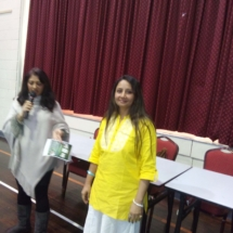 PRESTON-UK TALK AT PATEL SAMAJ