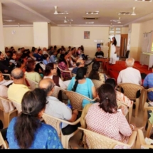 WORKSHOPS ON HEALTHY DIET AND LIFE STYLE- PRATIBIMB CHARITABLE TRUST2