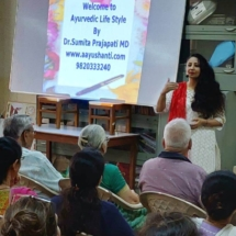 WORKSHOPS ON HEALTHY DIET AND LIFE STYLE- PRATIBIMB CHARITABLE TRUST4