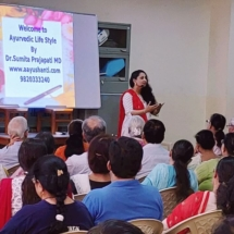 WORKSHOPS ON HEALTHY DIET AND LIFE STYLE- PRATIBIMB CHARITABLE TRUST6