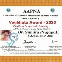 aapna award
